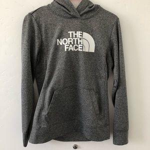 North face sweatshirt/hoodie